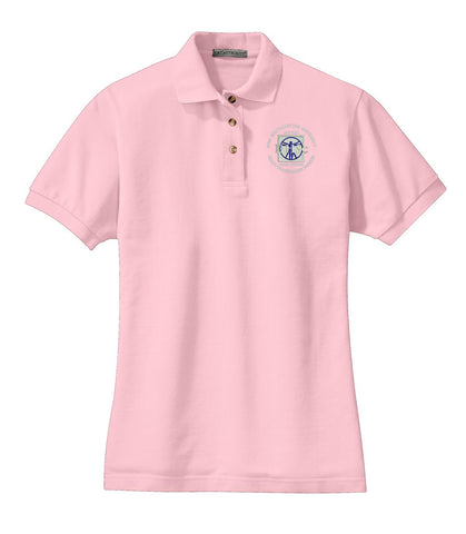 NSU DHSc - L420 Port Authority® Ladies Heavyweight Cotton Pique Polo