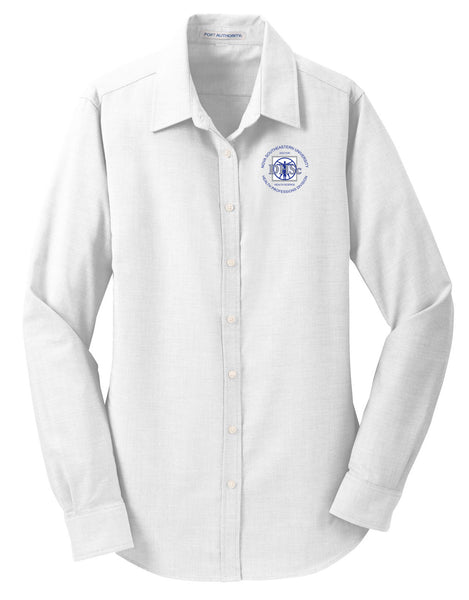 NSU DHSc - L658 Port Authority® Ladies SuperPro™ Oxford Shirt