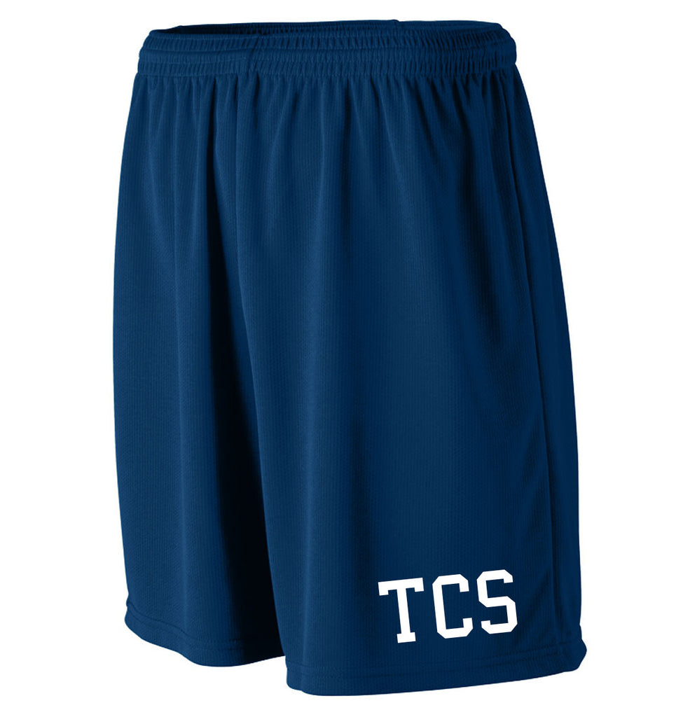 *NEW* TCS Wicking Mesh PE Uniform shorts (Middle School only)