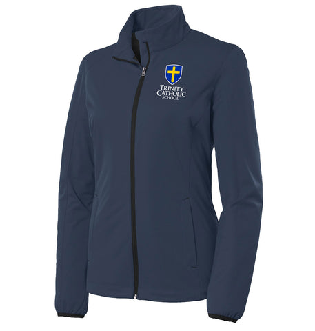 TCS Ladies Active Softshell Jacket - L717