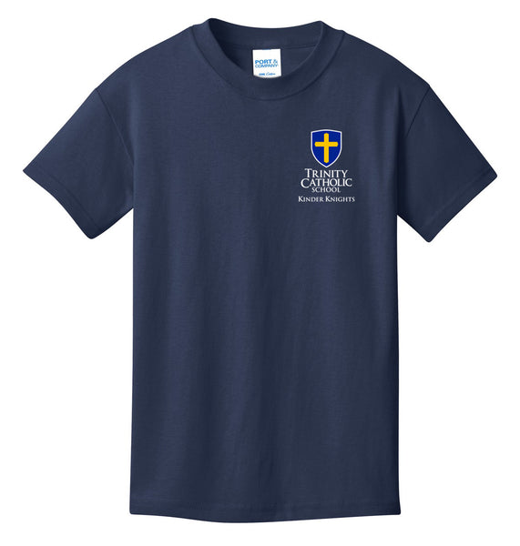 TCS Kindergarten-uniform tee