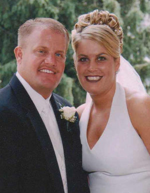 May 22, 2004/Wedding day of Terry & MaryJo