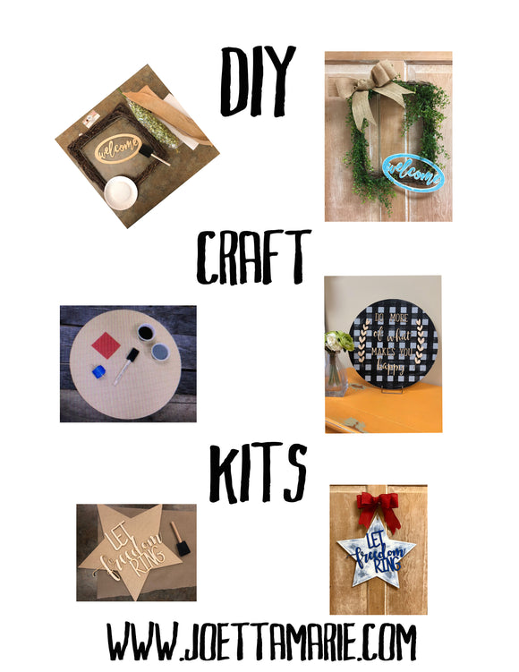 DIY CRAFT KIT