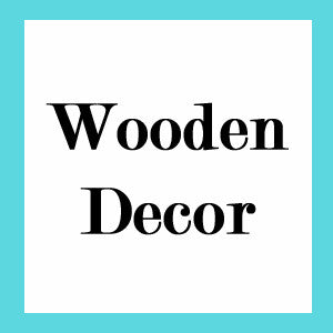 Wooden Decor