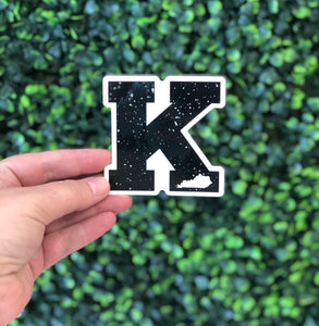 Kentucky State Sticker