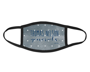 Thomas Nelson Generals Face Mask