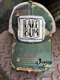 Lake bum hat