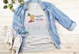 Kentucky Derby Mint Julep shirt
