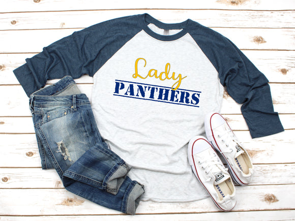 Lady Panthers Softball Shirts