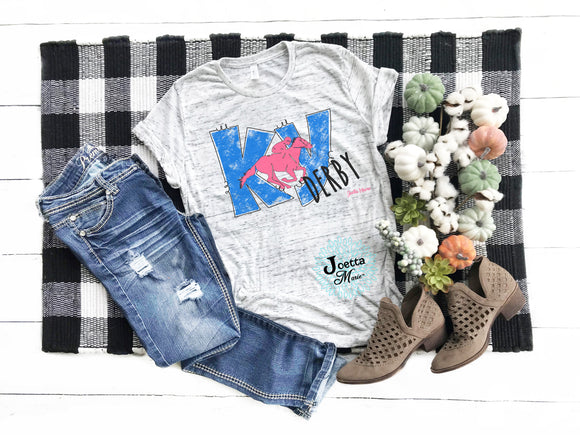 KY Derby short sleeve tee