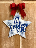 DIY KIT STAR DOOR HANGER