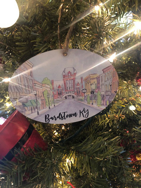 Bardstown Ornaments