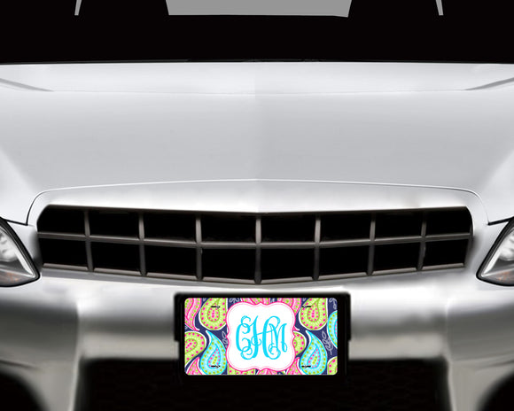 Coxs Creek Fundraiser Personalized License Plate