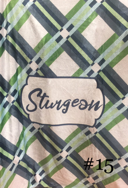 Personalized Velveteen Plush Blanket