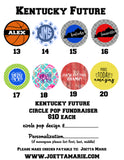 KENTUCKY FUTURE AAU FUNDRAISER CIRCLE POPS