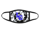Larue County Tie Dye Face Mask