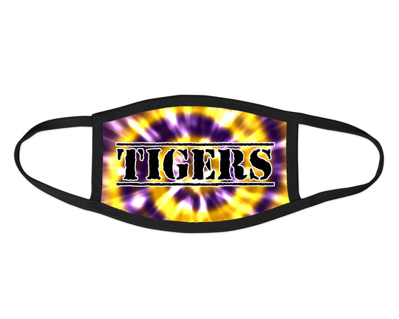 Bardstown Tigers Face Mask