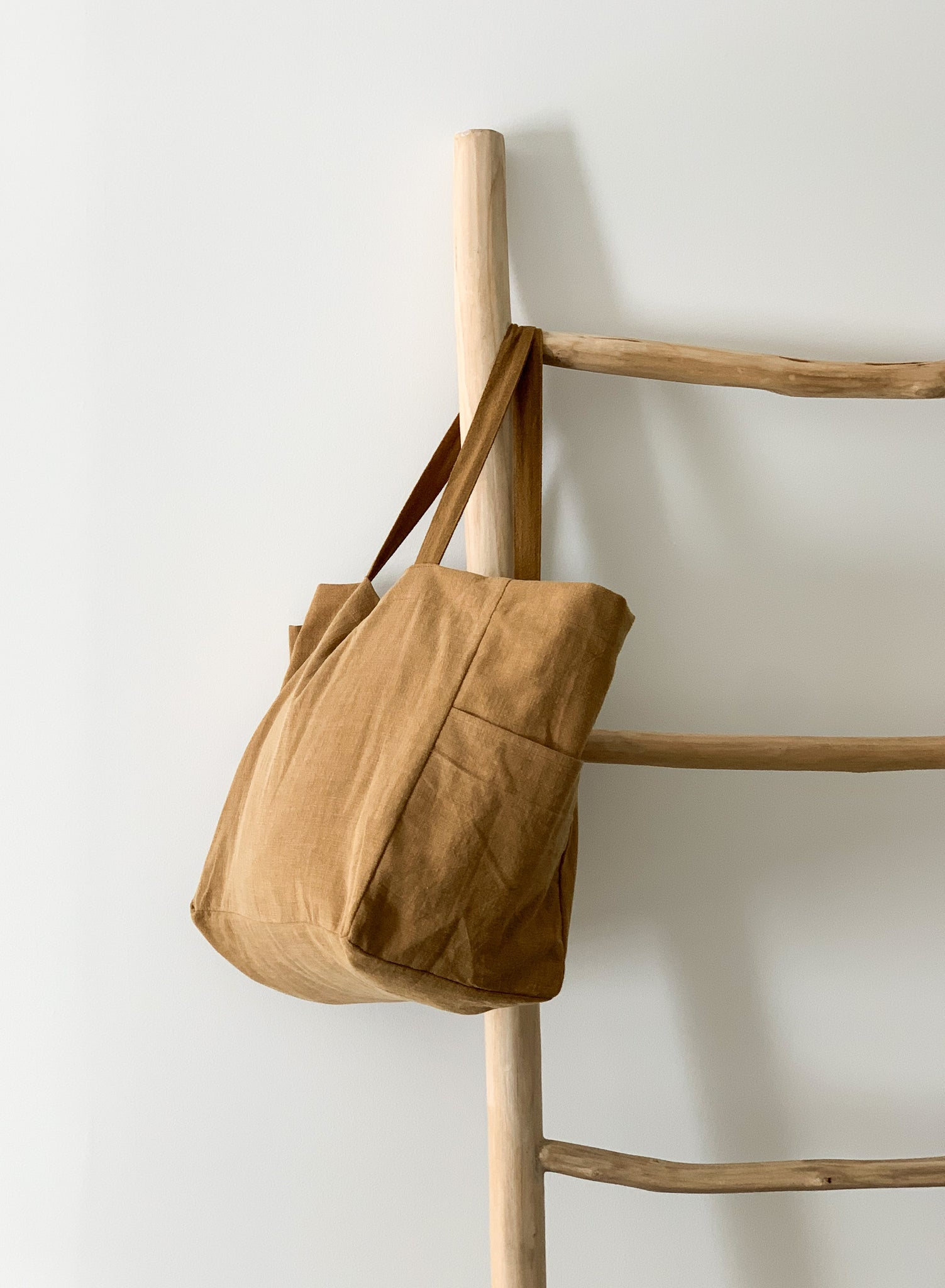 Ramie Bag - Cinnamon (NEW)