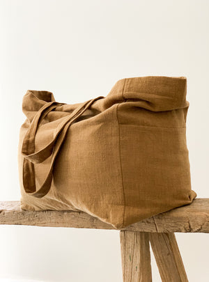 Ramie Bag - Cinnamon