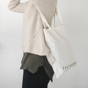 Re-usable tote bag