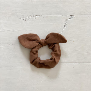 Ramie Hair Bows - Earth