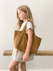 MINI Ramie Bag - Cinnamon