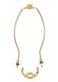 "# 20004-16 12"" Lamp Harp with Saddle in Polished Brass Finish, 6 Pack"