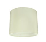 "# 31090 Transitional Hardback Drum (Cylinder) Shaped Spider Construction Lamp Shade in Beige, 12"" wide (12"" x 12"" x 10"")"
