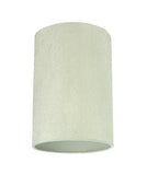 "# 31118 Transitional Hardback Drum (Cylinder) Shaped Spider Construction Lamp Shade in Off White, 8"" wide (8"" x 8"" x 11"")"