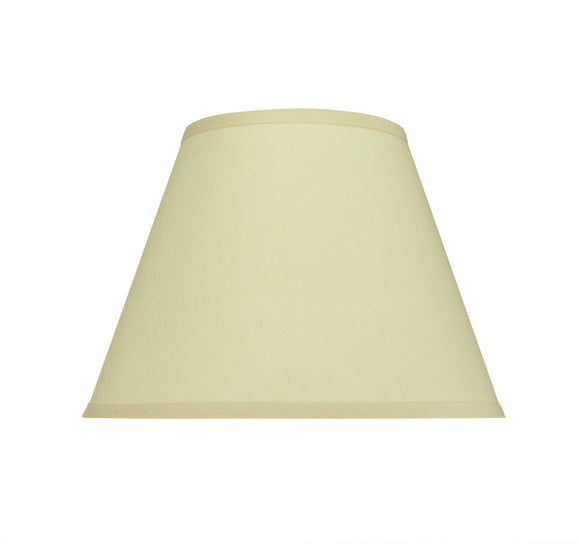 # 32186 Transitional Hardback Empire Shaped Spider Construction Lamp Shade in Off White, 13
