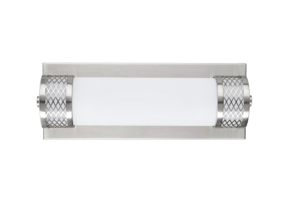 # 62049  Metal LED Bathroom Vanity Wall Fixture, 12