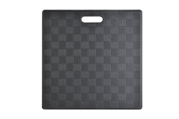 # 18001-31 Anti-Fatigue, Ergonomically Engineered, Non-Toxic, Non-Slip, Waterproof, All-Purpose PU Floor Mat, Basket Weave Pattern, 20