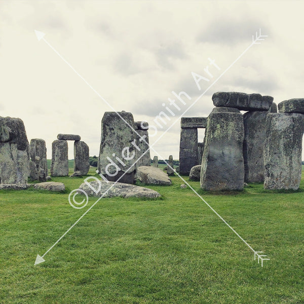 C1105 Stonehenge - Didier-Smith Art
