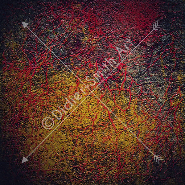 C3128 Abstract painting