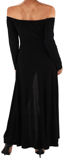 Funfash Plus Size Women Gothic Black Pants Leggings Cape Dress Jumpsuit Jumper
