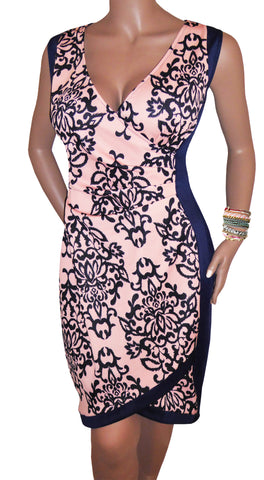 Plus Size Dreses | Sheath Dress | Made In USA | Funfash