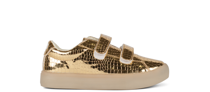 St Laurent EZ Gold Croc