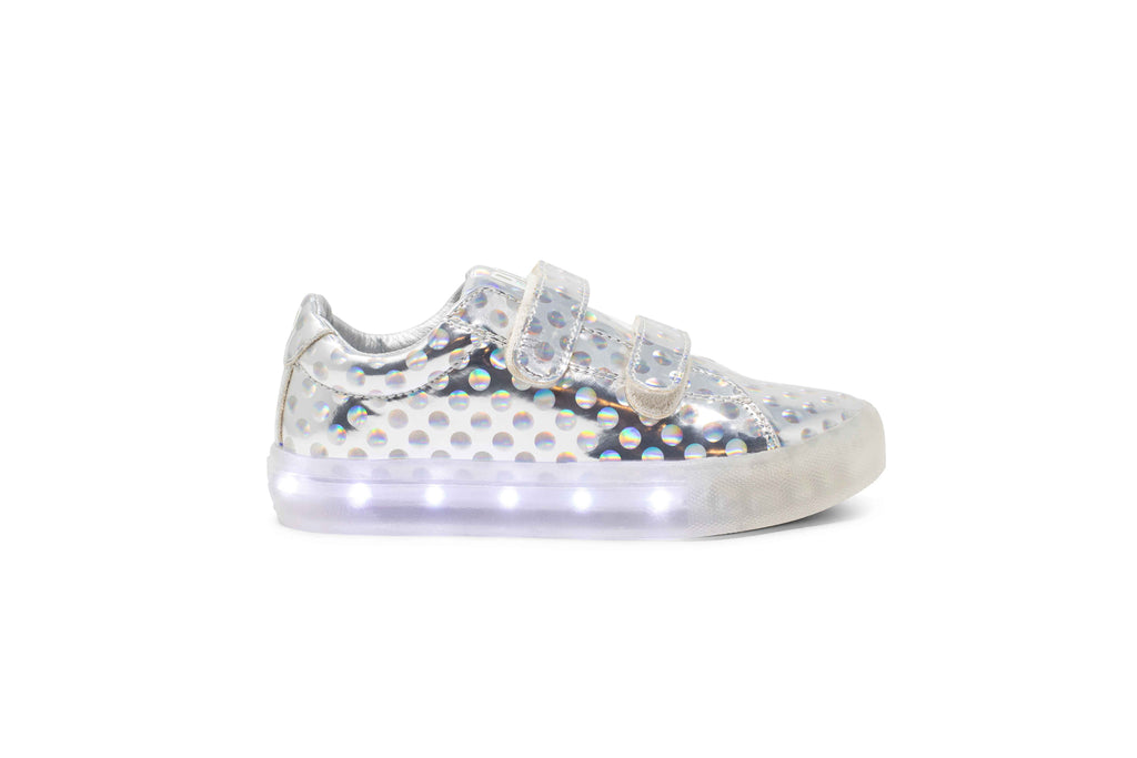 St Laurent EZ Dots Silver