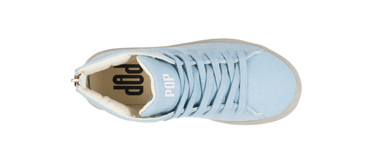 Fairmount Zipper Powder Blue