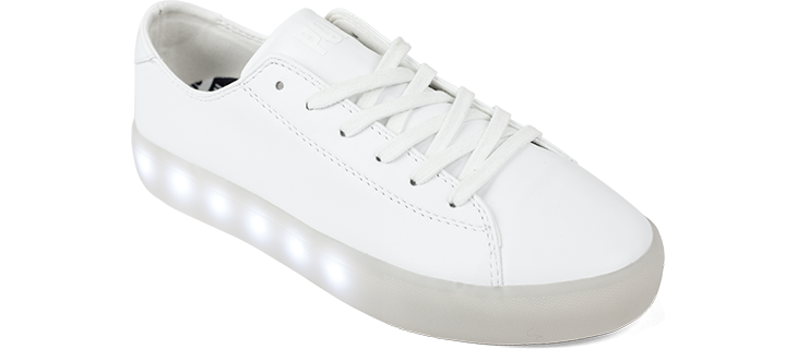 St Laurent - White Chiclet