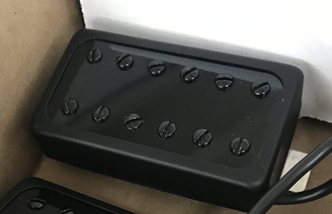Blackout Humbucker Set