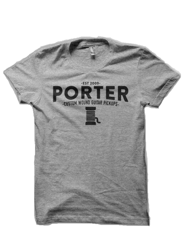 Porter Custom Wound T-Shirt