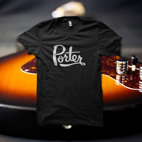 Porter Guitars Logo Shirt