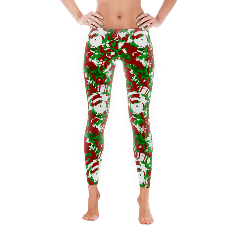 SANTAFLAGE Leggings