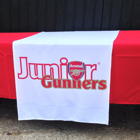 1 x Sml Promotional Table runner only
