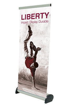 Large 80cm Liberty Desktop display