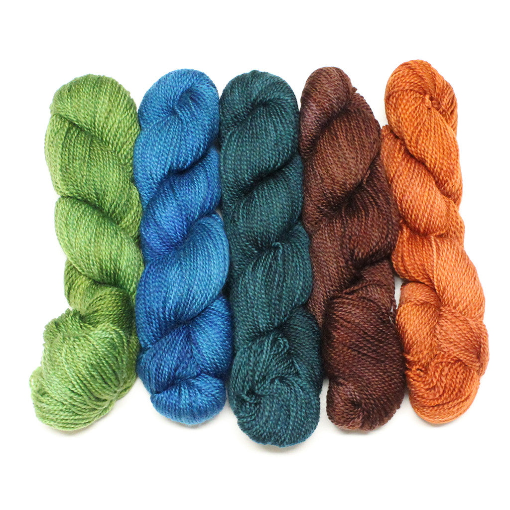 Cheshire Cat Mini Skein Pack