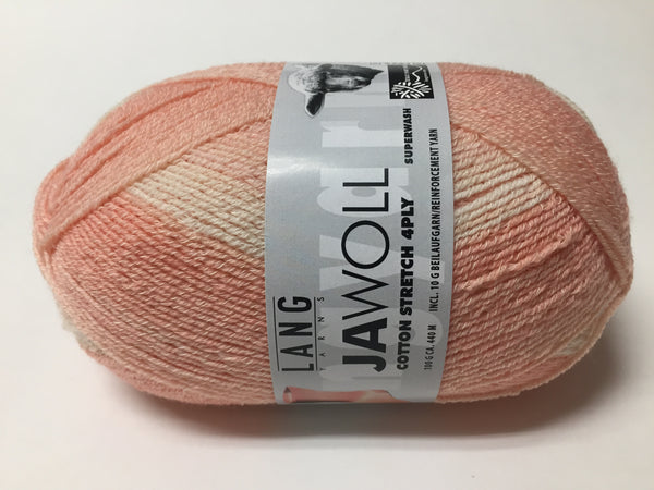 Jawoll Cotton Stretch 4ply