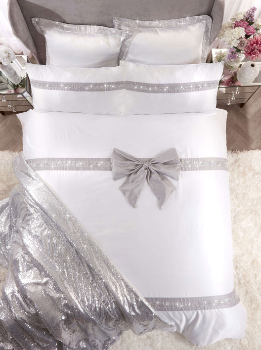 By Caprice - Loretta Duvet Cover | HOS Home | Mirrored furniture | Affordable Luxury