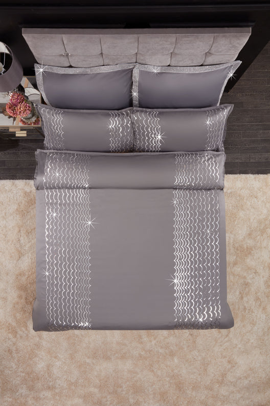 By Caprice - Bryony Duvet Cover | HOS Home | Mirrored furniture | Affordable Luxury